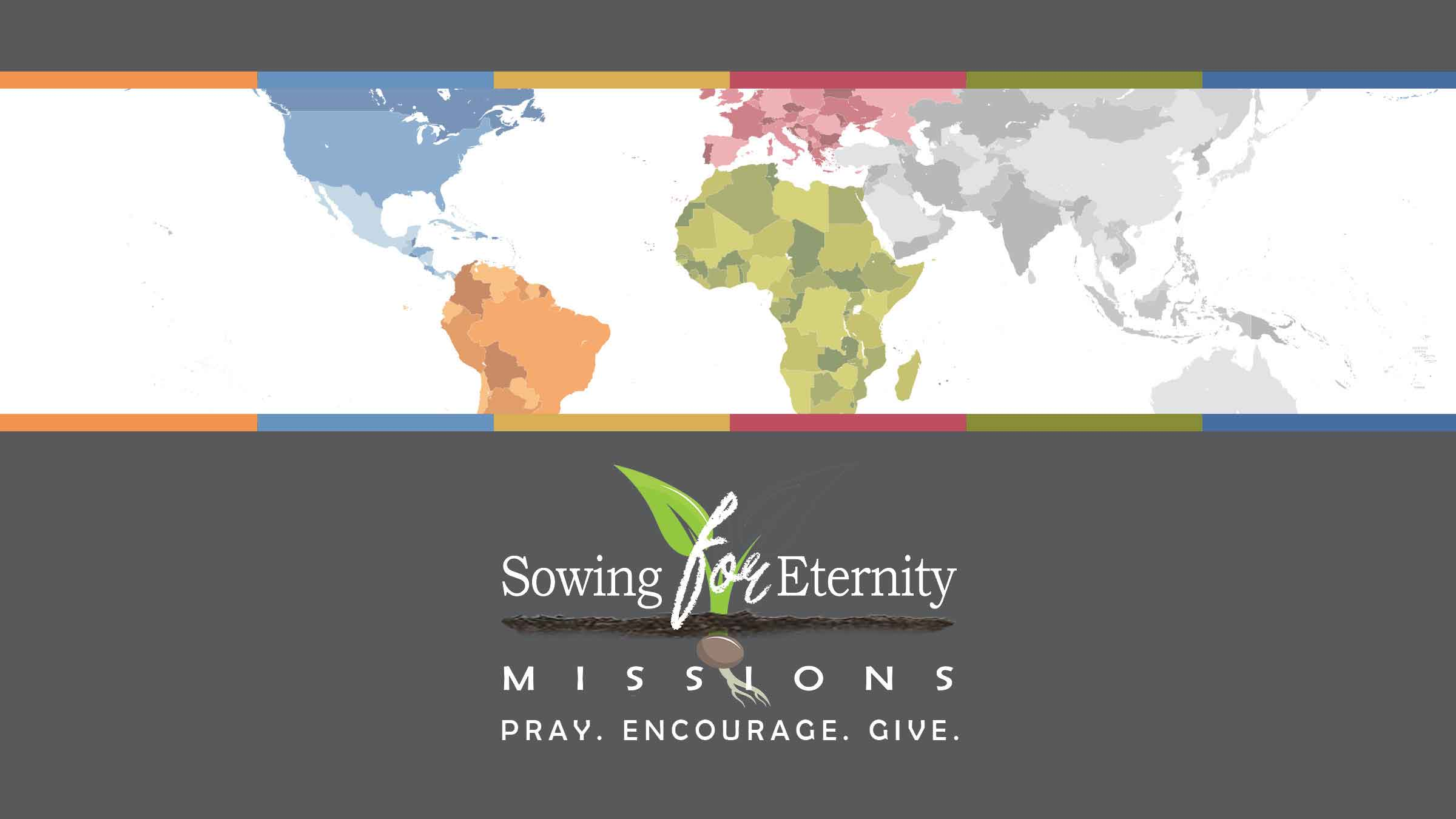 Sowing For Eternity Missions