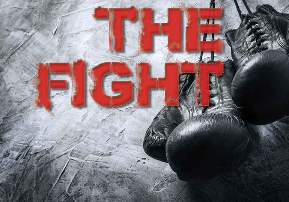 09 11 16 The Fight By Mitch Wilburn