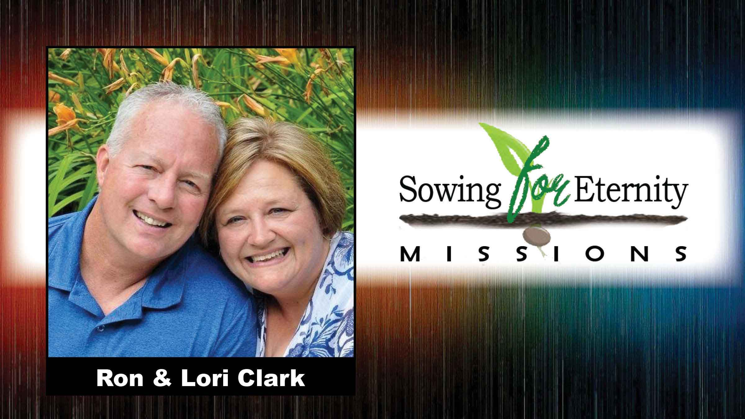 Sowing For Eternity Missions – Clark's In Oregon
