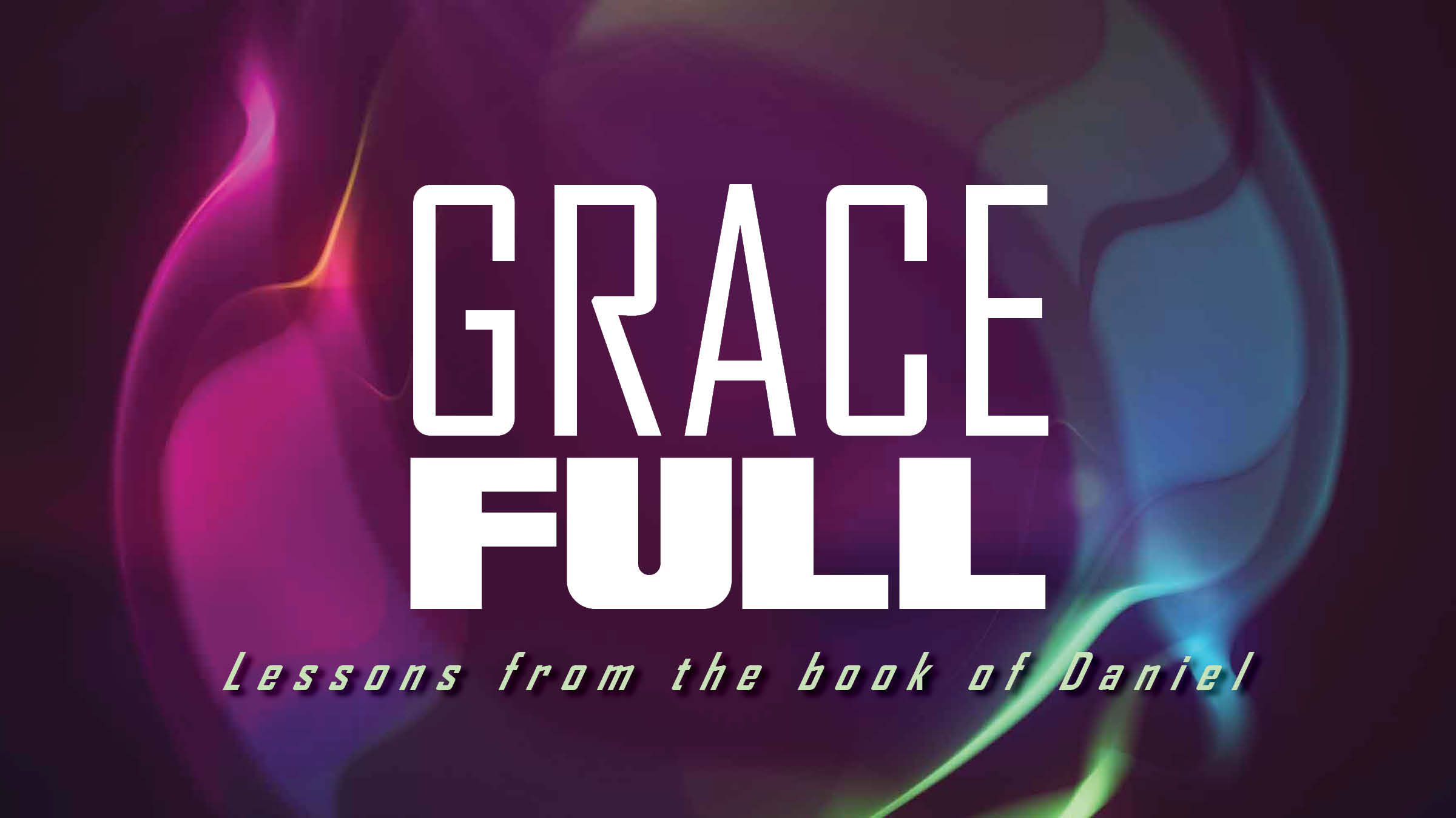 11 20 16 Grace Full By Mitch Wilburn