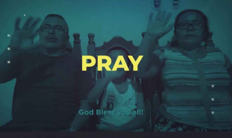 Video SFE 2018 Pray