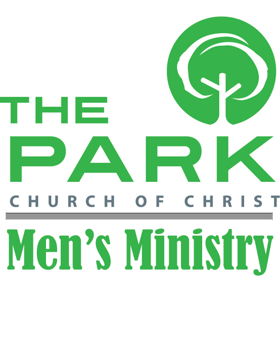 The Park Church of Christ Men's Ministry Logo