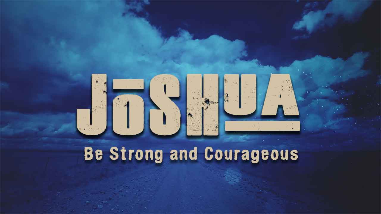 01 19 2020 Be Strong And Courageous By Jeff McMillan