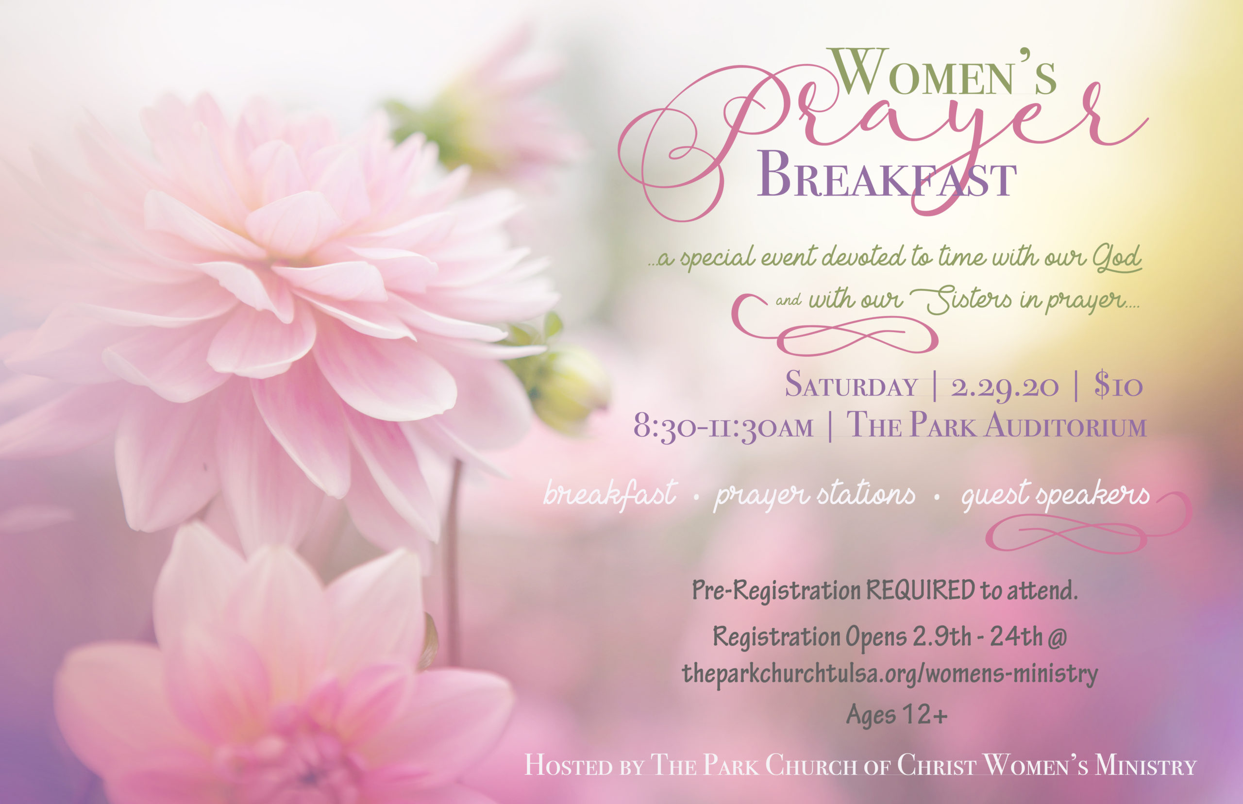 Ladies Day Of Prayer