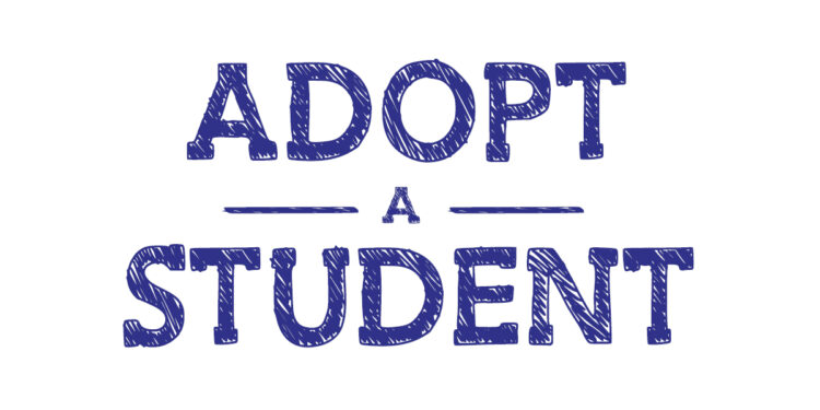 Adopt -A- Student